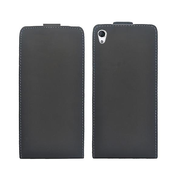 Flip Pocket Deluxe black for Sony Xperia Z3 D6653 L55T
