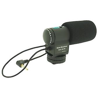 Dot.Foto MIC-109 Pro DV/Camera Stereo Microphone with 3.5mm MIC jack
