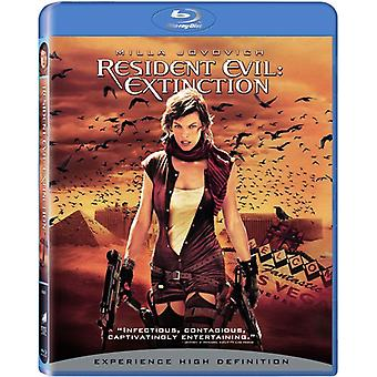 Resident Evil-Extinction [BLU-RAY] USA import