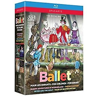 Ballet for Children [Blu-ray] USA import