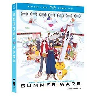 Summer Wars [BLU-RAY] USA import