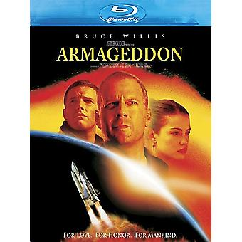 Armageddon [BLU-RAY] USA importerer