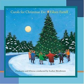 Eileen Farrell - Carols for Christmas Eve [CD] USA import