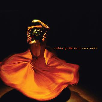 Robin Guthrie - Emeralds [CD] USA import