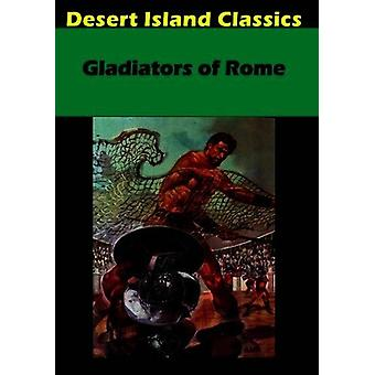 Gladiators of Rome [DVD] USA import