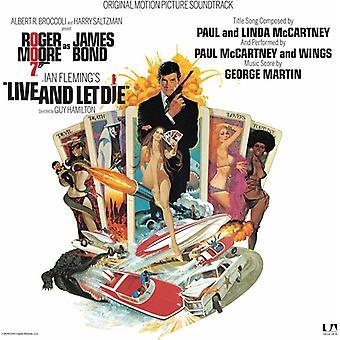 Various Artists - Live and Let Die [Original Motion Picture Soundtrack] [Vinyl] USA import