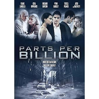Dele pr mia [DVD] USA importerer