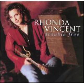 Rhonda Vincent - Trouble Free [CD] USA import