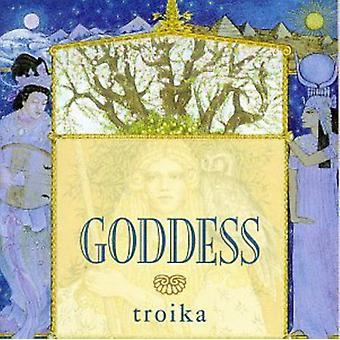 Trojka - gudinde [CD] USA importerer