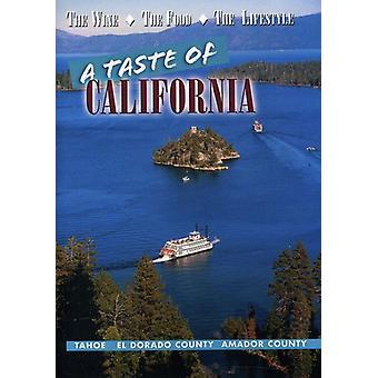 Tahoe El Dorado County Amador County [DVD] USA import