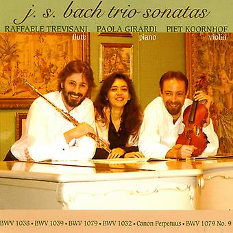 J.S. Bach - J.S. Bach: Triosonates [CD] USA import