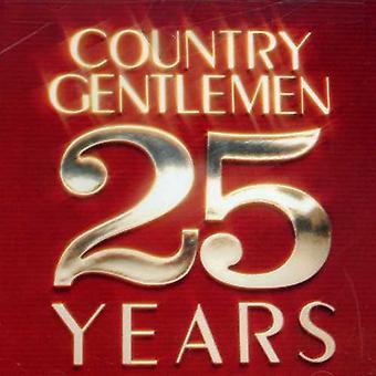 Land herrer - 25 år [CD] USA import