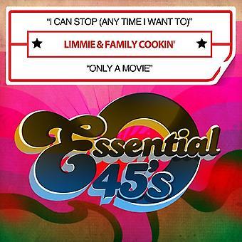 Limmie & famiglia s Cookin ' - mi può fermare (ogni volta che voglio) / solo un film [CD] USA import