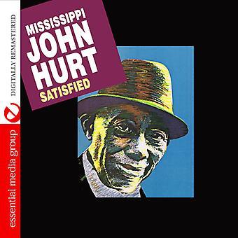 Mississippi John Hurt - nöjd [CD] USA import