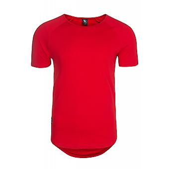 Spartans history basic oval shirt men's T-Shirt red 400ST