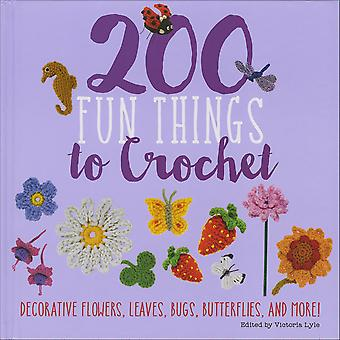 St. Martin's Books-200 Fun Things To Crochet SM-11739