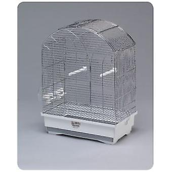 Mgz Alamber Elisa Chrome Cage (Birds , Bird Cages , Small Birds)
