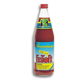 Salus FasToFit (pomodoro) 750ml. Schoenenberger (Vitamine e supplementi , Fibre)