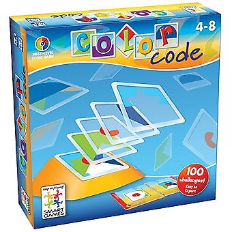 Smart Games Colour Code Logic Game