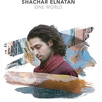 Shachar Elnatan - One World [CD] USA import