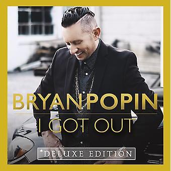Popin * Bryan - ich bekam heraus [CD] USA Import