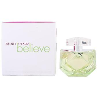 Britney Spears Vapo Believe Edp 50 Ml (Woman , Perfume , Women´s Perfumes)