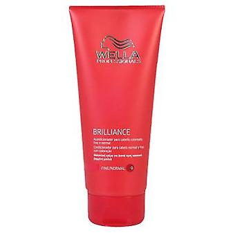 Wella Professionals Brilliance Conditioner 200 ml (Hair care , Hair conditioners)