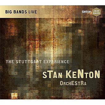 Gershwin, George / Kenton, Stan / Worster, John - Stan Kenton Orchestra - de Stuttgart ervaring [CD] USA import