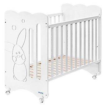 Micuna Cradle Of 120 X 60 Snowflake White