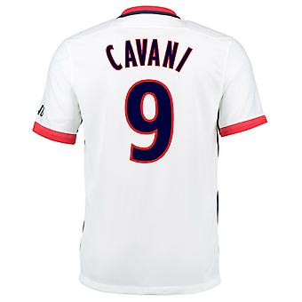 2015-16 PSG Nike Away Kit (Cavani 9) - Kids