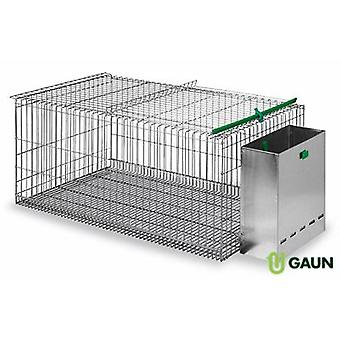 Gaun Bruno rabbits cage model 20300 (Garden , Animals , Rabbits , Warren)