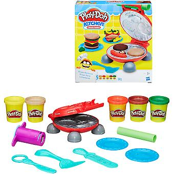 Play Doh Barbacoa Kitchen 21X20 (Toys , Educative And Creative , Arts And Crafts , Dough)