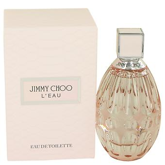 Jimmy Choo L'Eau, Eau de Toilette 60ml EDT Spray