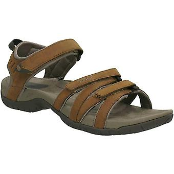 Teva Tirra Leather - Rust