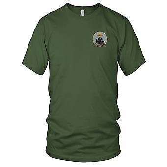 ARVN Menschen Self Defense Group Südvietnam Nhan Dan Tu Ve - Vietnamkrieg gestickt Patch - Herren-T-Shirt