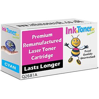 Cartuccia di Toner ciano compatibile Hp 311a (q2681a)