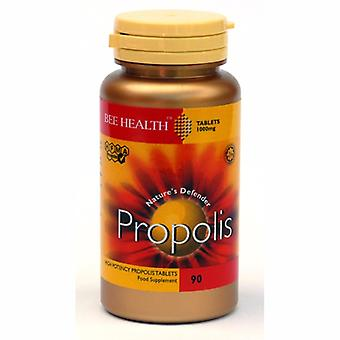 Bee Health, Propolis 1000mg, 90 tablets