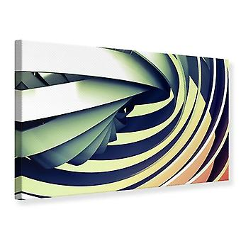 Canvas Print Abstract Perspectives