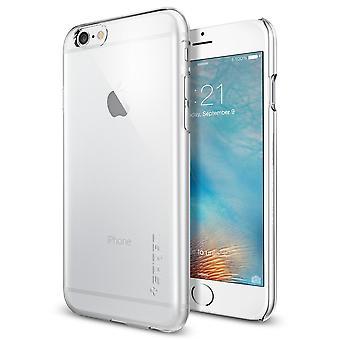 Spigen Iphone 6 og 6s tynd Fit sag - Crystal Clear