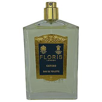 Floris Cefiro By Floris Of London Edt Spray 3.4 Oz *Tester