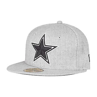 New Era 59Fifty KIDS Cap - HEATHER Dallas Cowboys