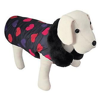 Nayeco Capa para Perros In Love 30 cm (Dogs , Dog Clothes , Raincoats)