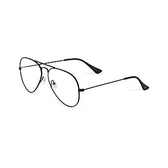 Made in Italia Unisex Eyeglasses Black