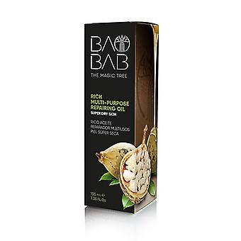 Baobab Rich Multi-Purpose Repairing Oil For Super Dry Skin 100ml