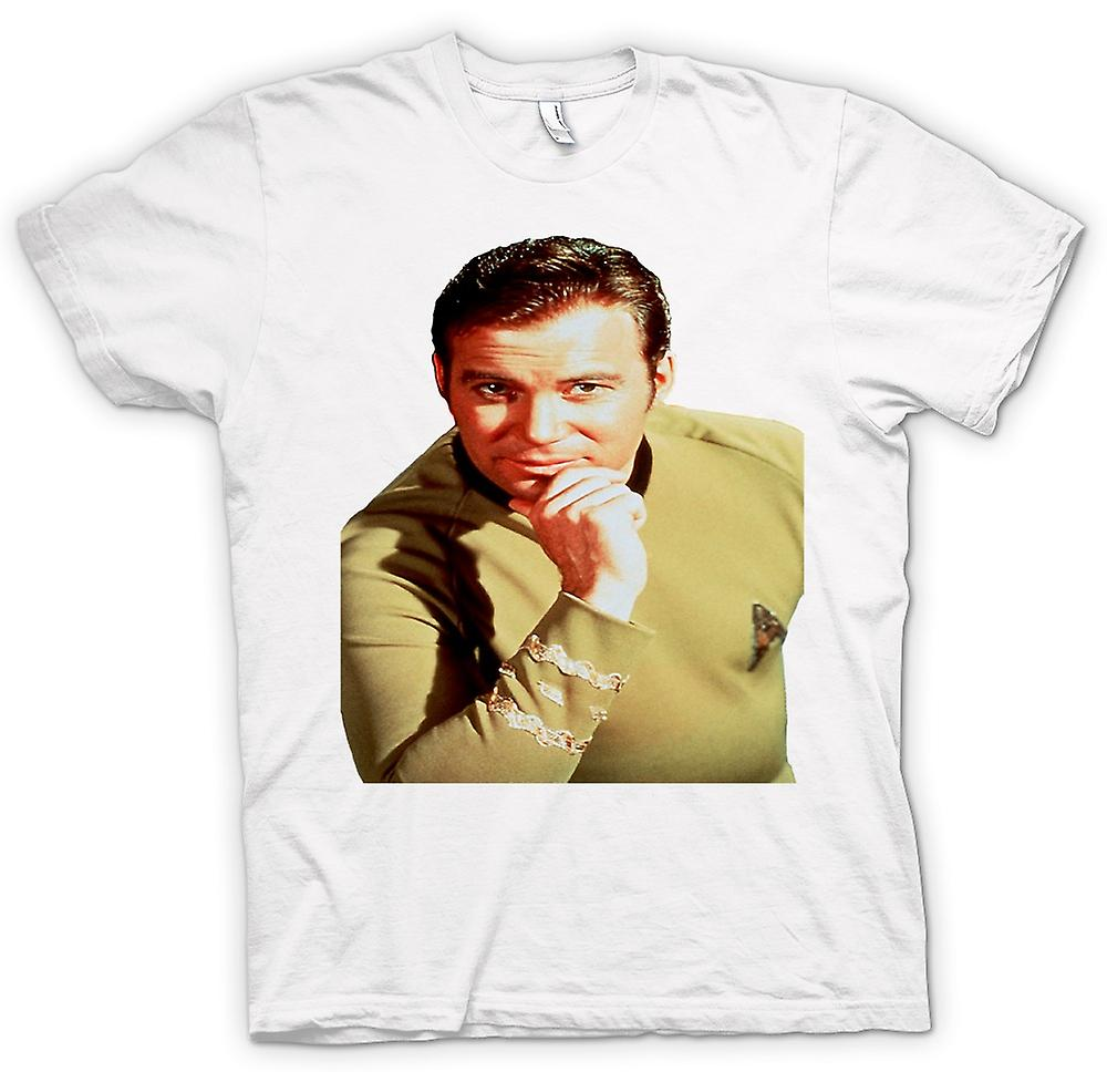 Mens T-shirt - Captain Kirk - Star Trek