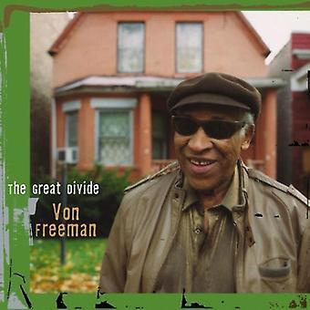 Von Freeman - stor kløft [CD] USA import