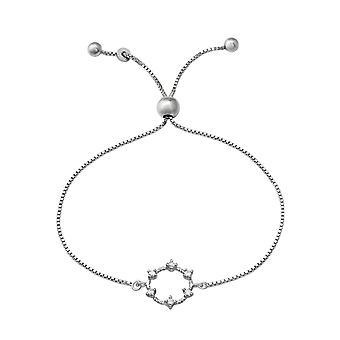 Couronne - 925 Sterling Silver Bracelets de chaîne - W37479X