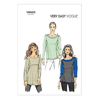 Misses' Top-XS-S-M -*SEWING PATTERN*