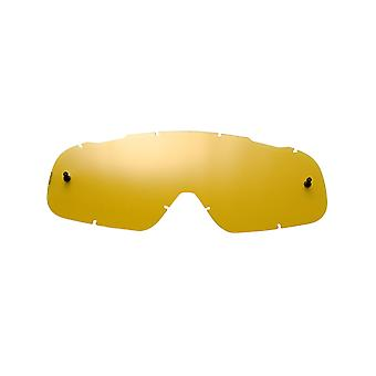 Fox Yellow 2017 Air Space - Standard MX Goggle Lens