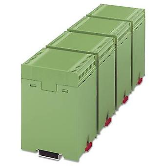 Phoenix Contact EG 67,5-G/ABS GN DIN rail involucro (parte inferiore) 75 x 67,5 acrilonitrile-butadiene-stirene verde 1 PC